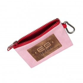 COIN HOLDER JEANS KEY CHAIN PINK 05