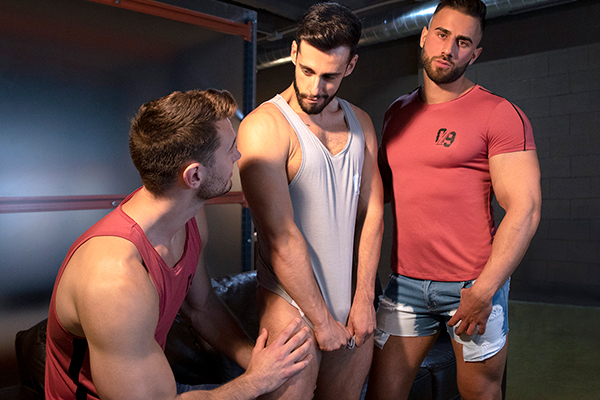 Young gay boys jacking off