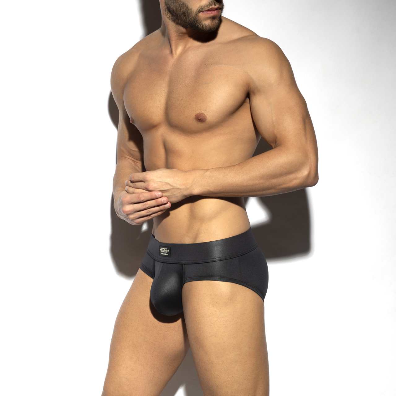 FETISH BRIEF BLACK 10