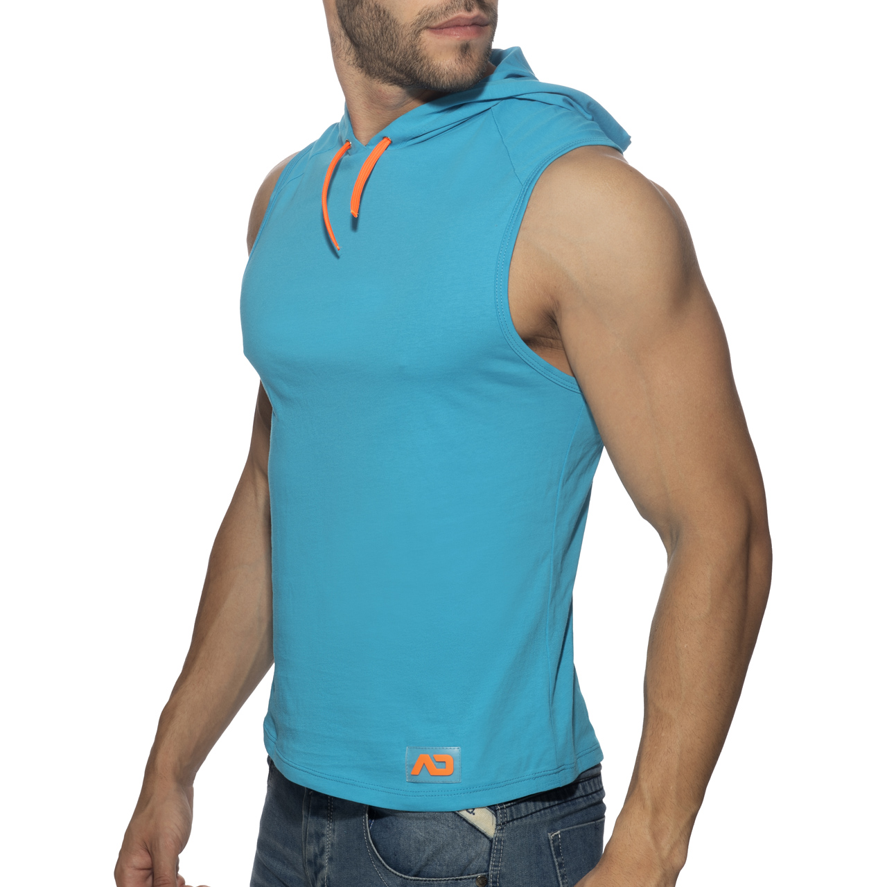 ADDICTED BAND COTTON HOODY PAVO REAL 27