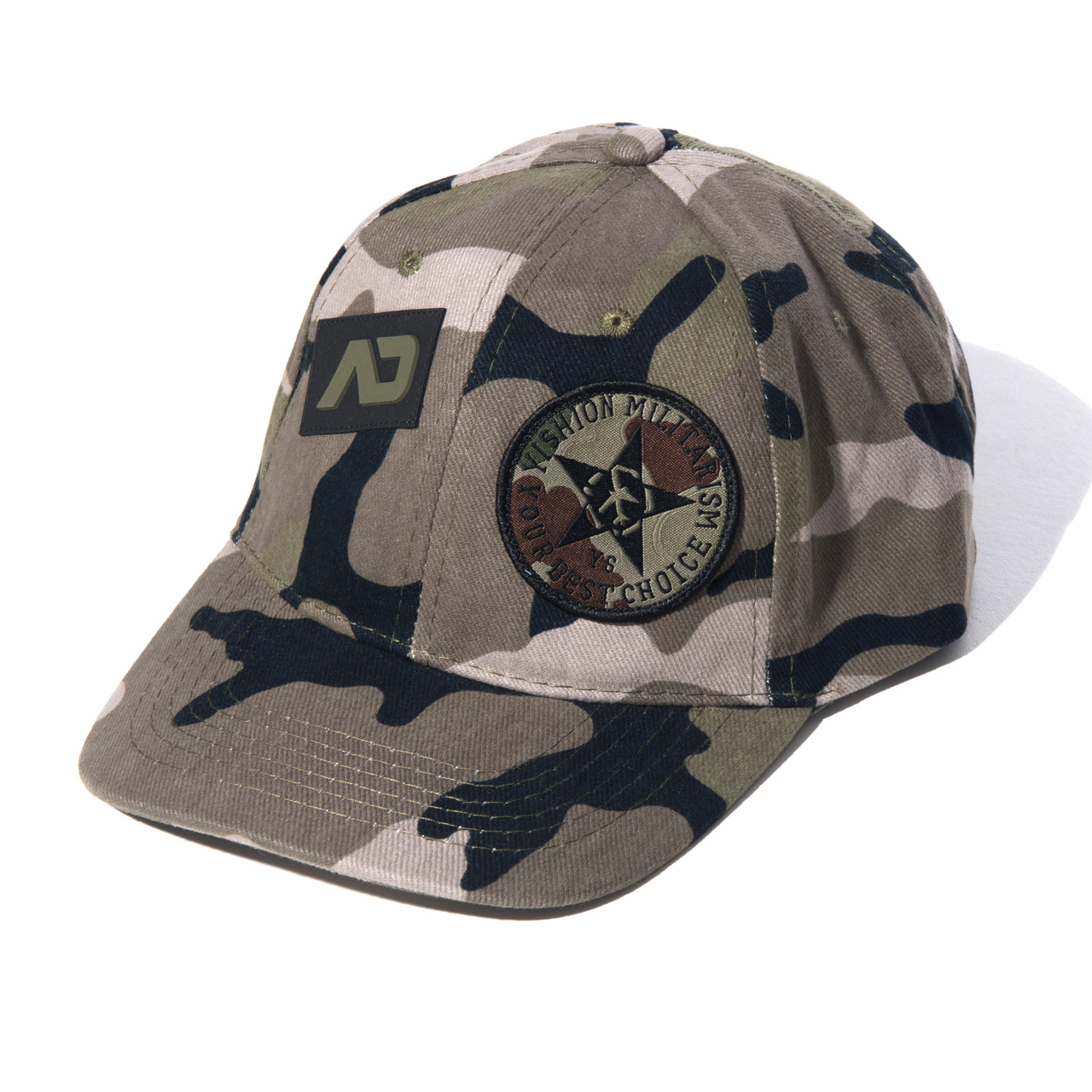 ARMY CAP CAMOUFLAGE 17