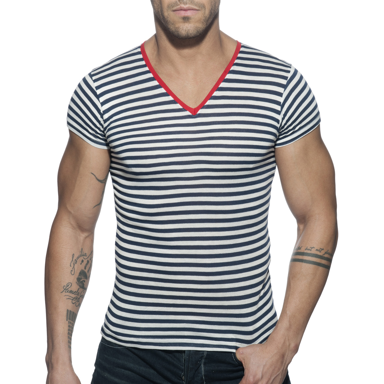 SAILOR T-SHIRT RED 06 - SAILOR