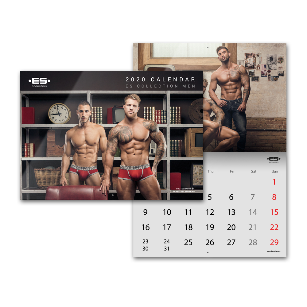 ES COLLECTION CALENDAR 2020
