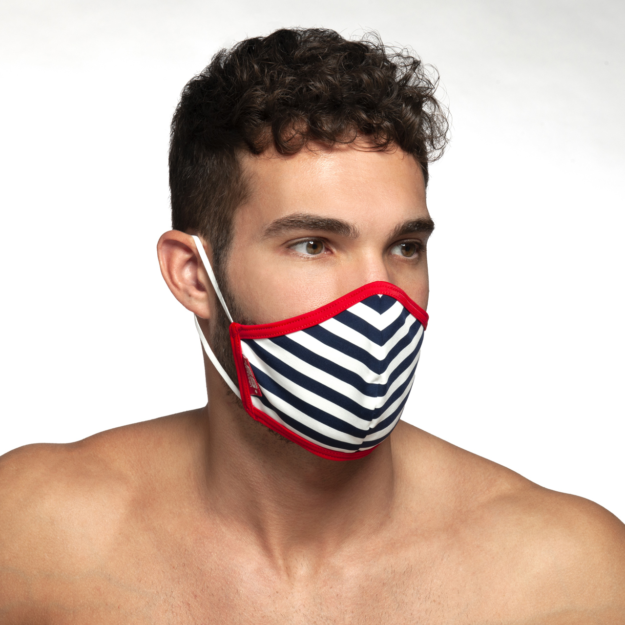 AC103 SAILOR MASK RED 06